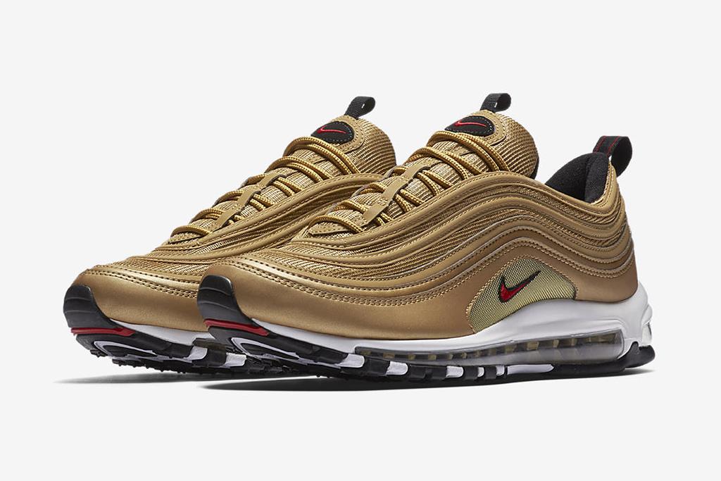 Nike Air Max 97 Metallic Gold Pack