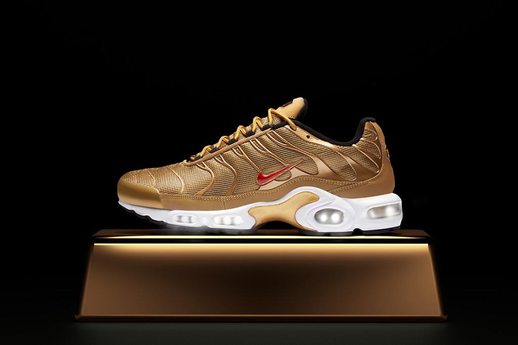 air max 97 plus gold