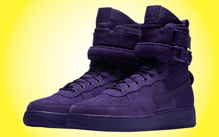 Nike SF AF-1 Court Purple