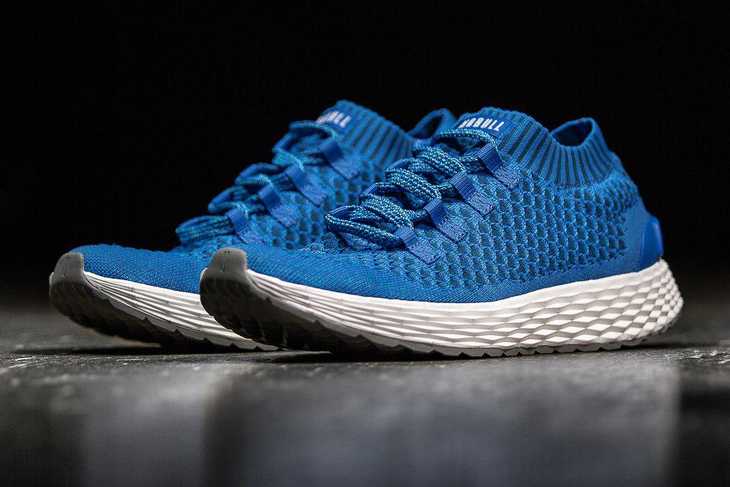 Nobull Blue Knit Runner