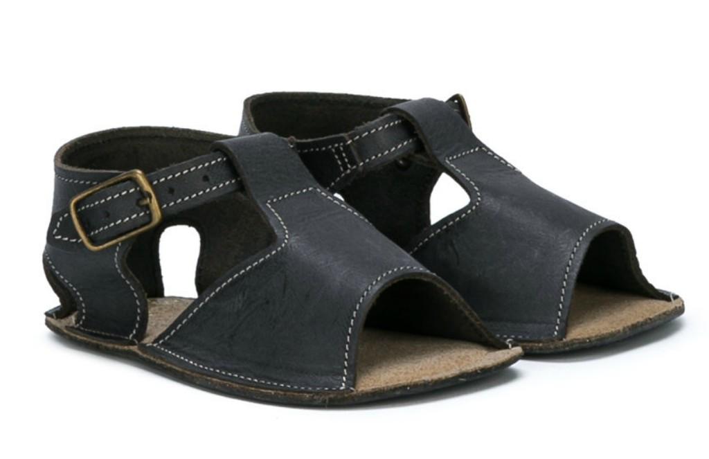 Pèpè cut-out detail sandals
