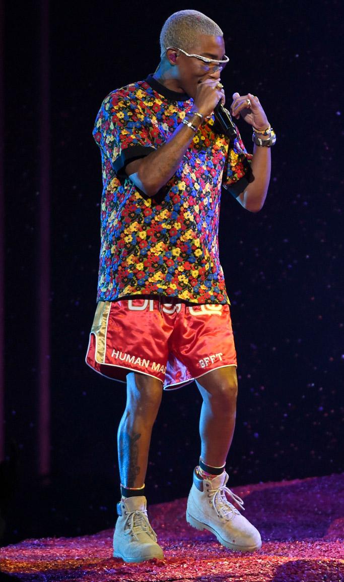 Pharrell Williams, billboard music awards 2018