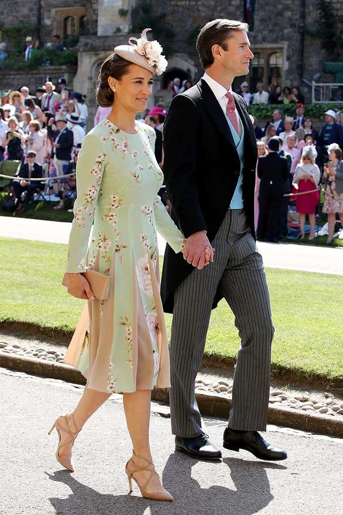 Pippa Middleton and James Matthews best dressed royal wedding