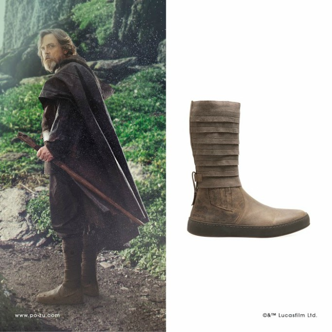 luke skywalker boots po-zu