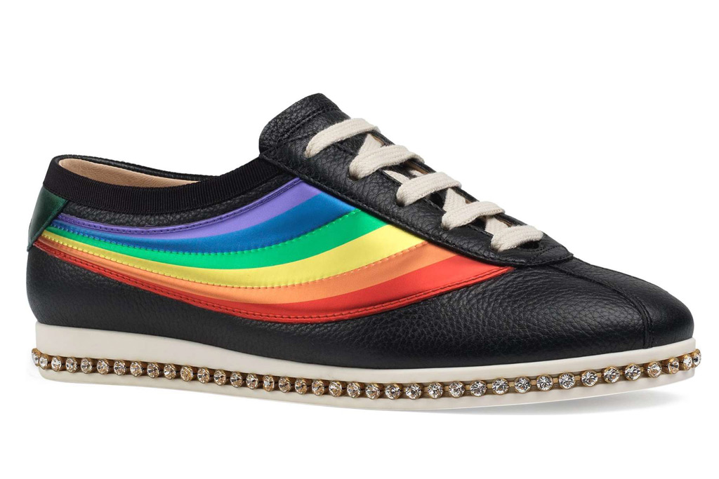 7 Pride Month Shoes With Rainbows