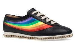 7 Pride Month Shoes With Rainbows: