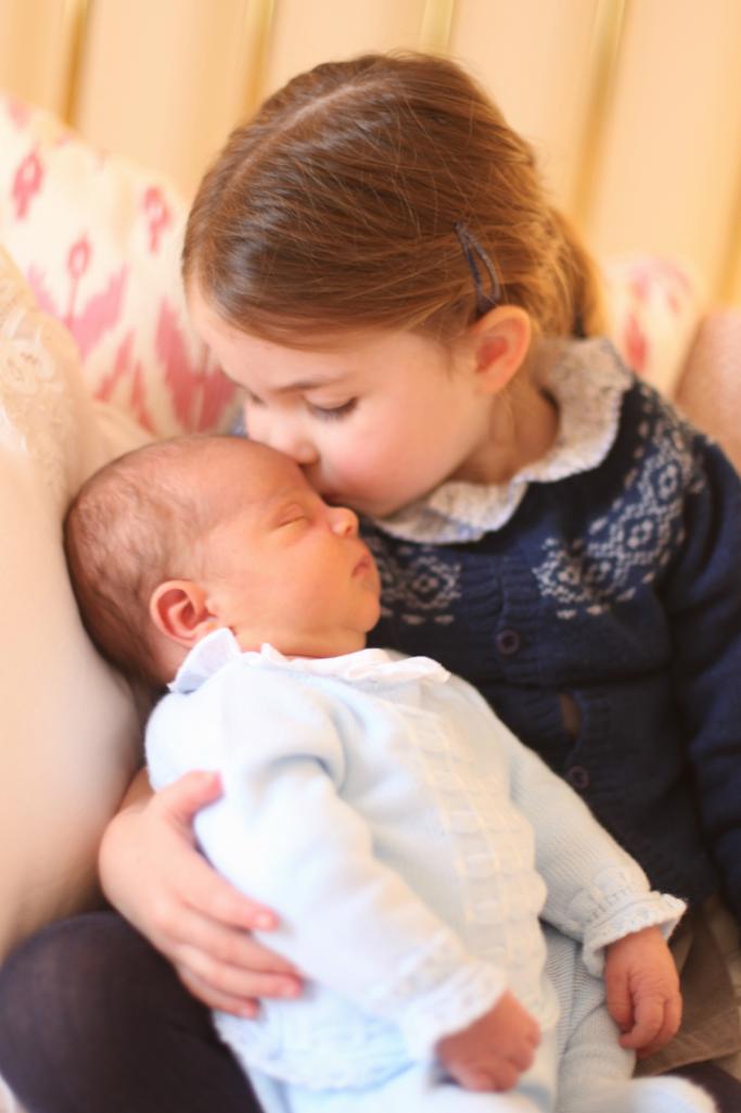 princess charlotte, prince louis, royal family