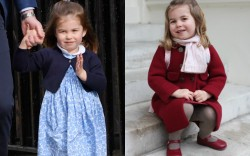 princess charlotte, birthday