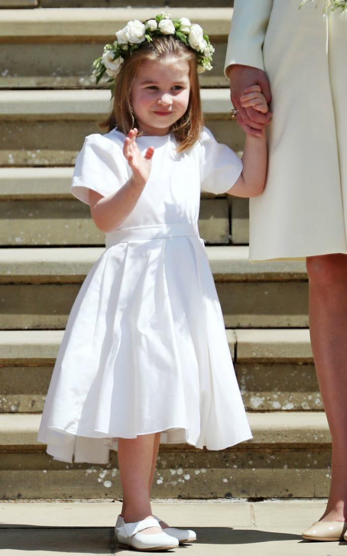pricness charlotte royal wedding
