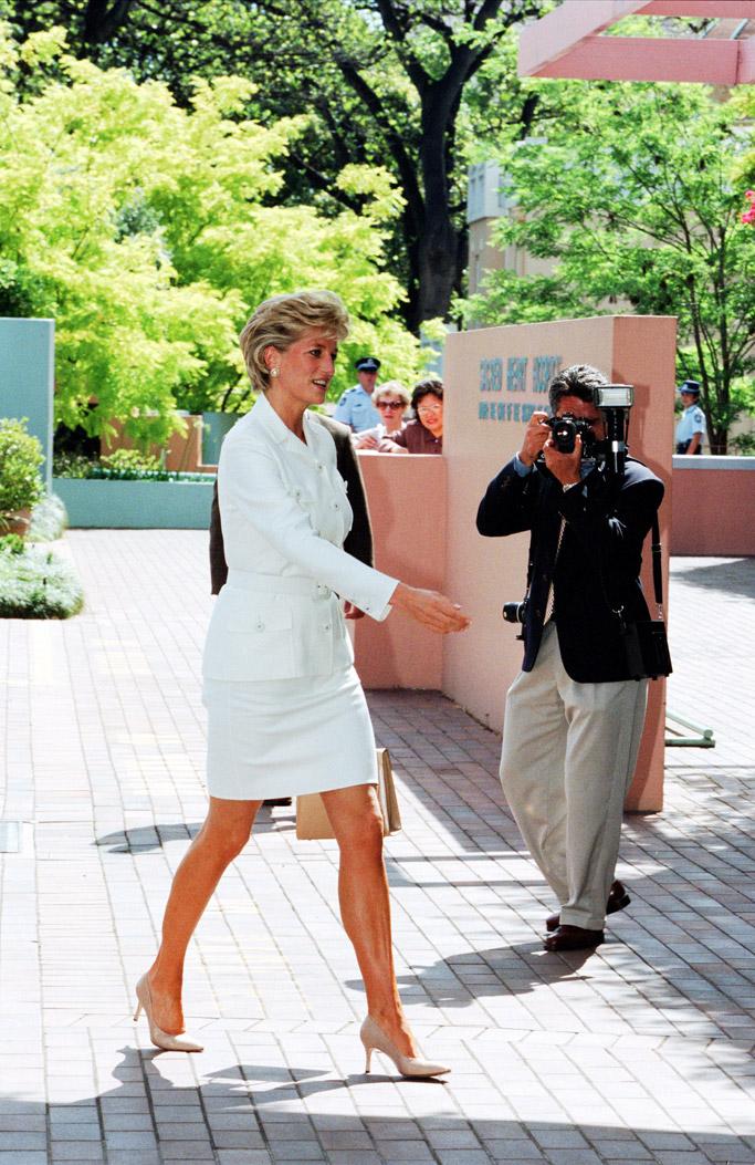 Princess Diana, australia, 1996