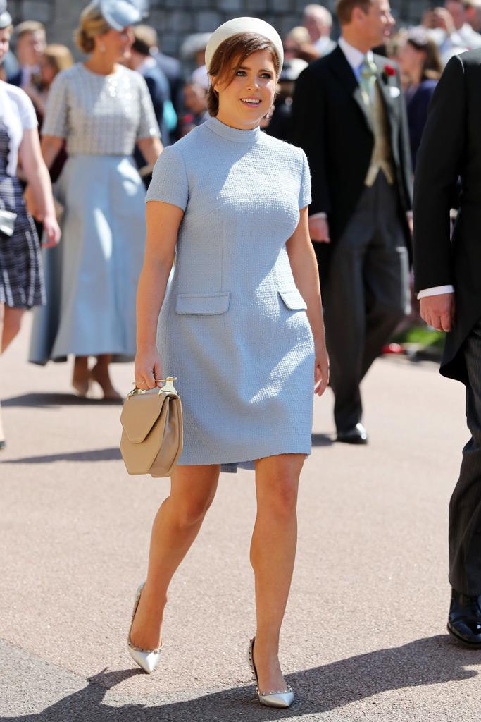 princess eugenie, royal wedding,