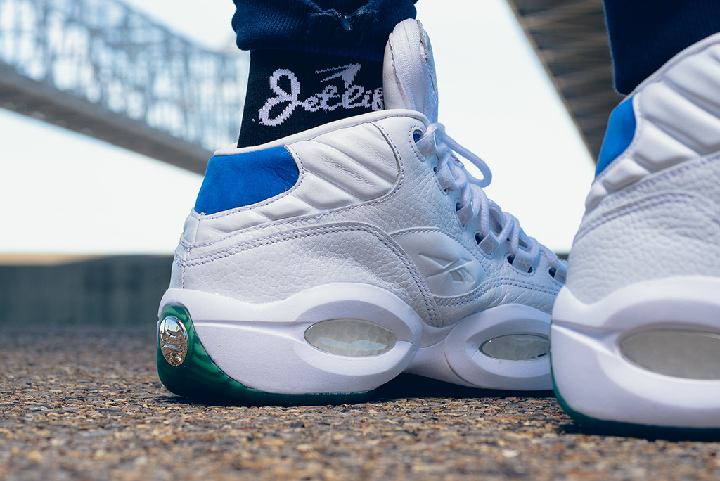 "Reebok Classic Question x Curren$y ""Jet Life"""