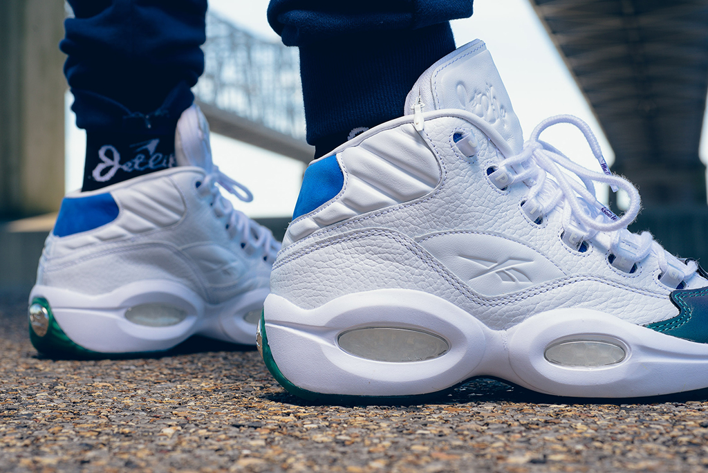 Reebok Classic Question x Curren$y