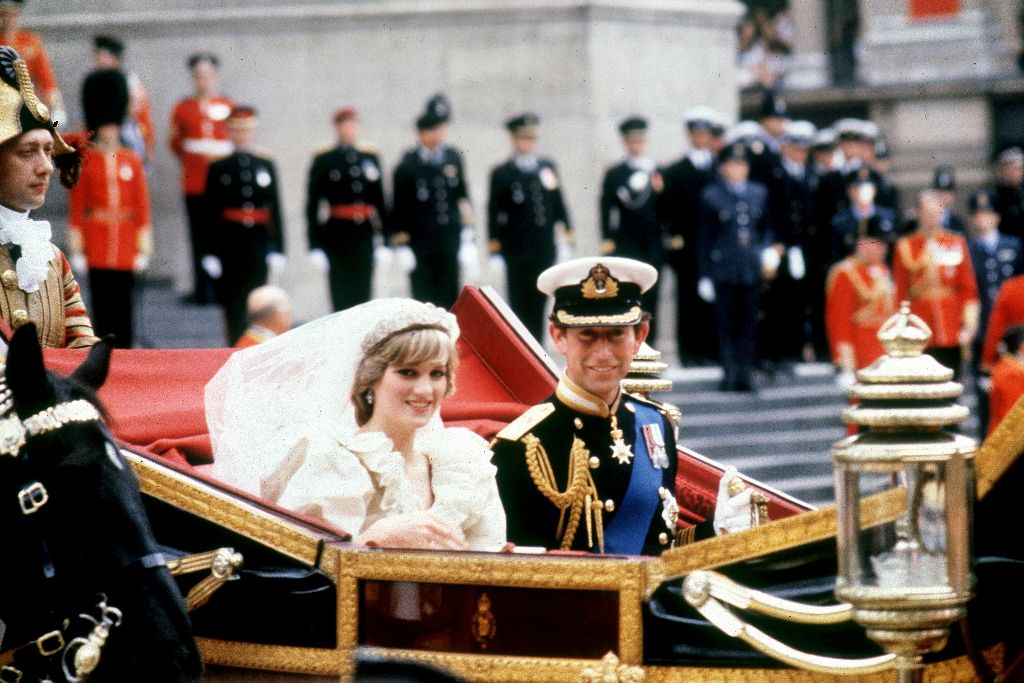 princess diana prince charles royal wedding 1981