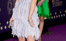 Celebrities at the CMT Music Awards in 2008