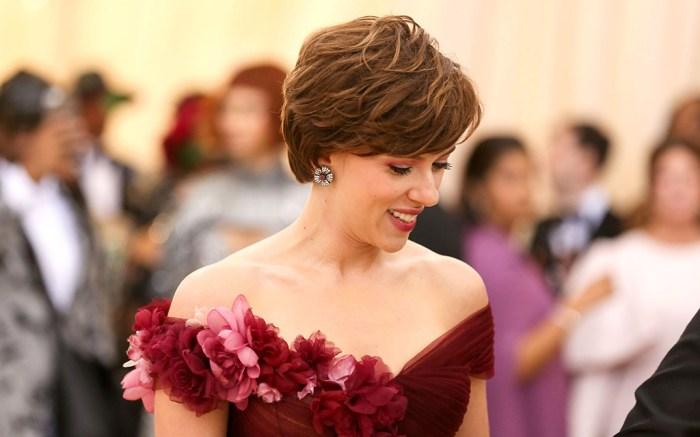 Scarlett Johansson, Met Gala