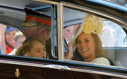 Here's Photos of Kate Middleton's Dress