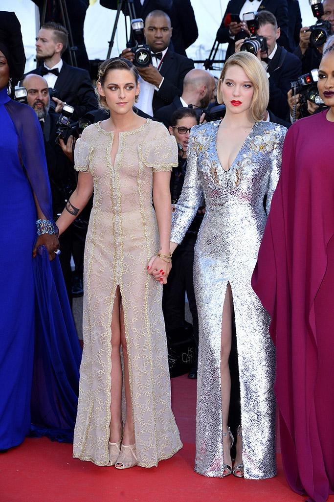 Kristen Stewart, Lea Seydoux, Cannes Film Festival
