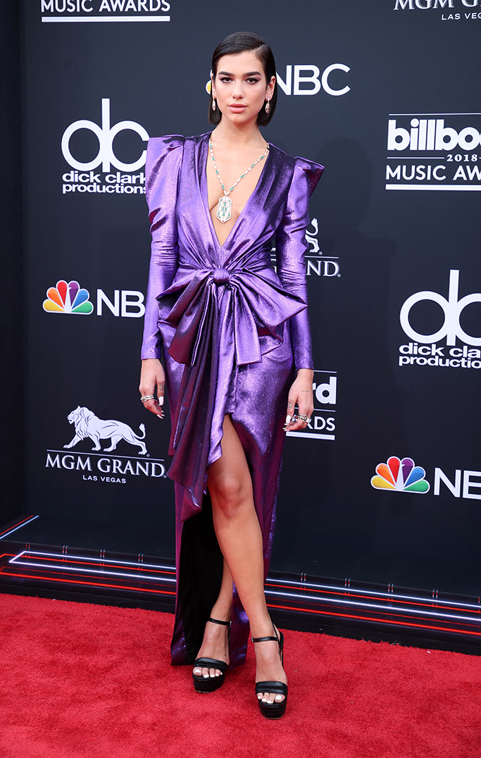 Dua Lipa Billboard Music Awards