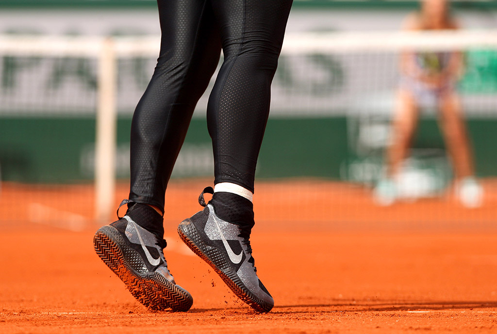 Serena Williams, French Open, Nike
