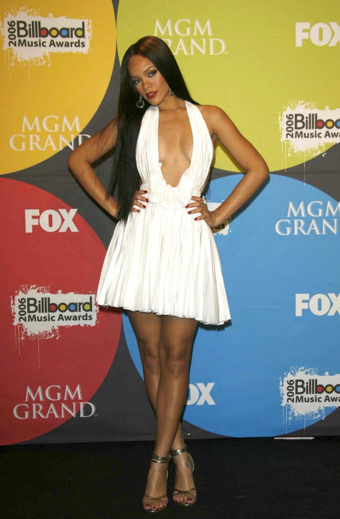 2006 billboard music awards, rihanna