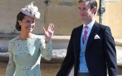 Pippa Middleton and James Matthews royal