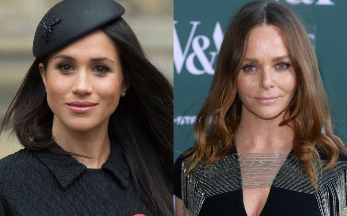 Meghan Markle, Stella McCartney, royal wedding, wedding dress designer