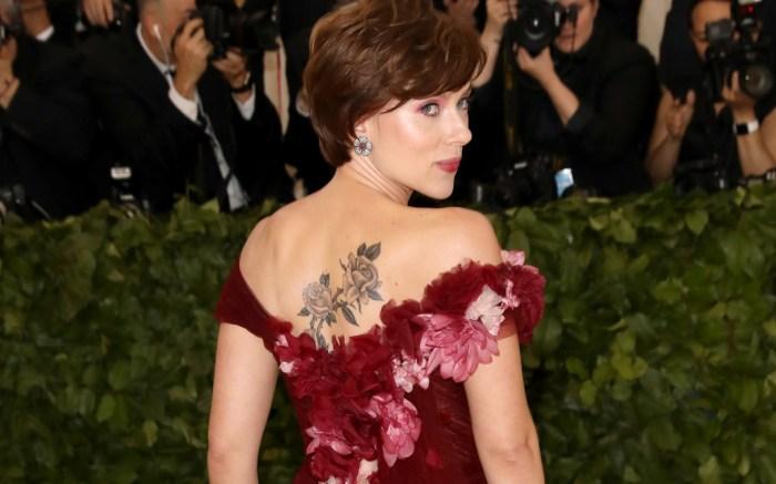 Scarlett Johansson, met gala 2018