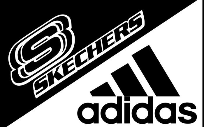 Skechers vs. Adidas