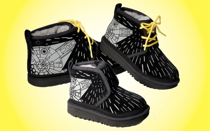Ugg Solo Star Wars boots
