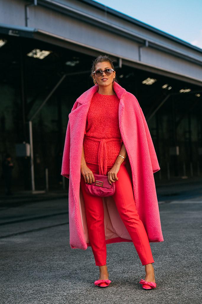street style, sydney fashion week, charlotte olympia, Tanja Gacic