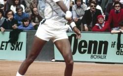 Arthur Ashe: 1976