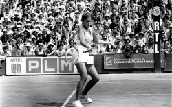 Chris Evert: 1974