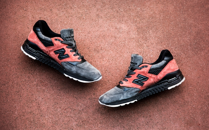 Todd Snyder and New Balance