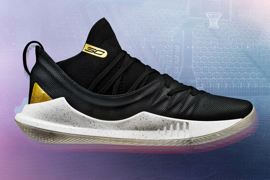 Under Armour Curry 5 UA Takeover Edition_1