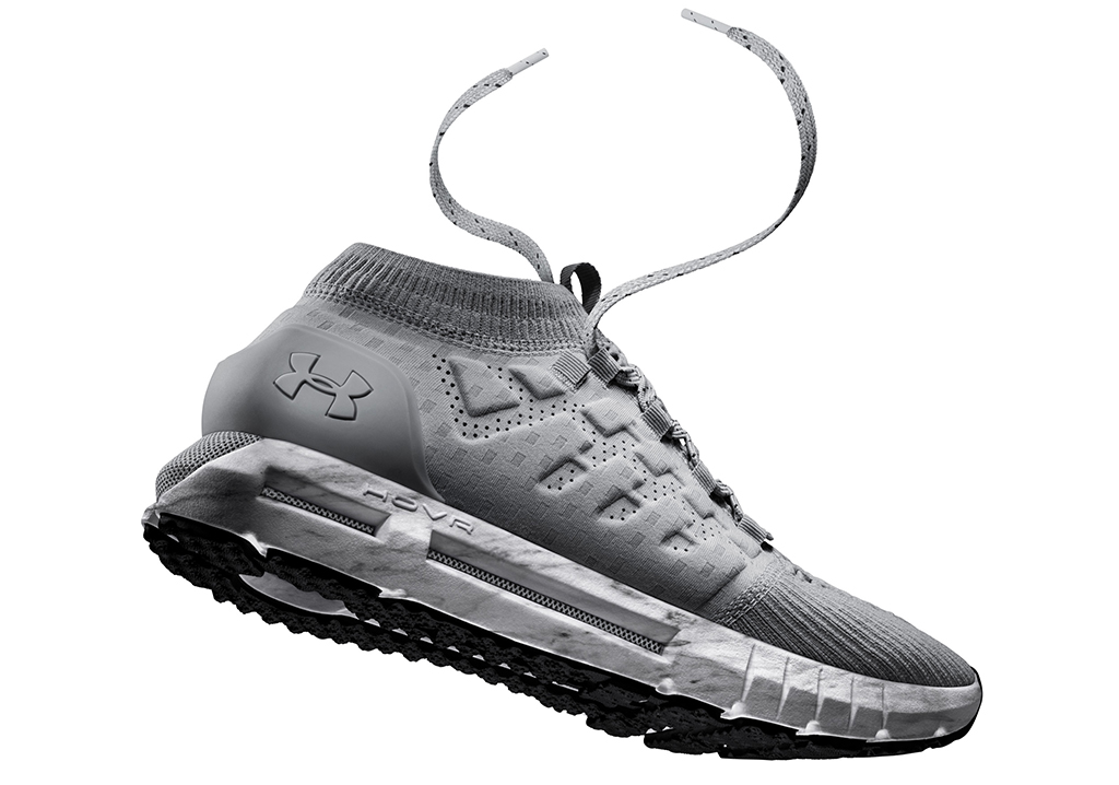 Under Armour Hovr Phantom Overcast Gray White