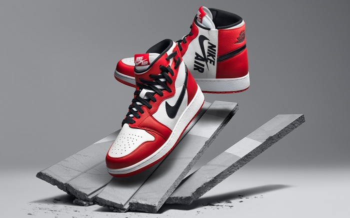 Air Jordan 1 Rebel Chicago