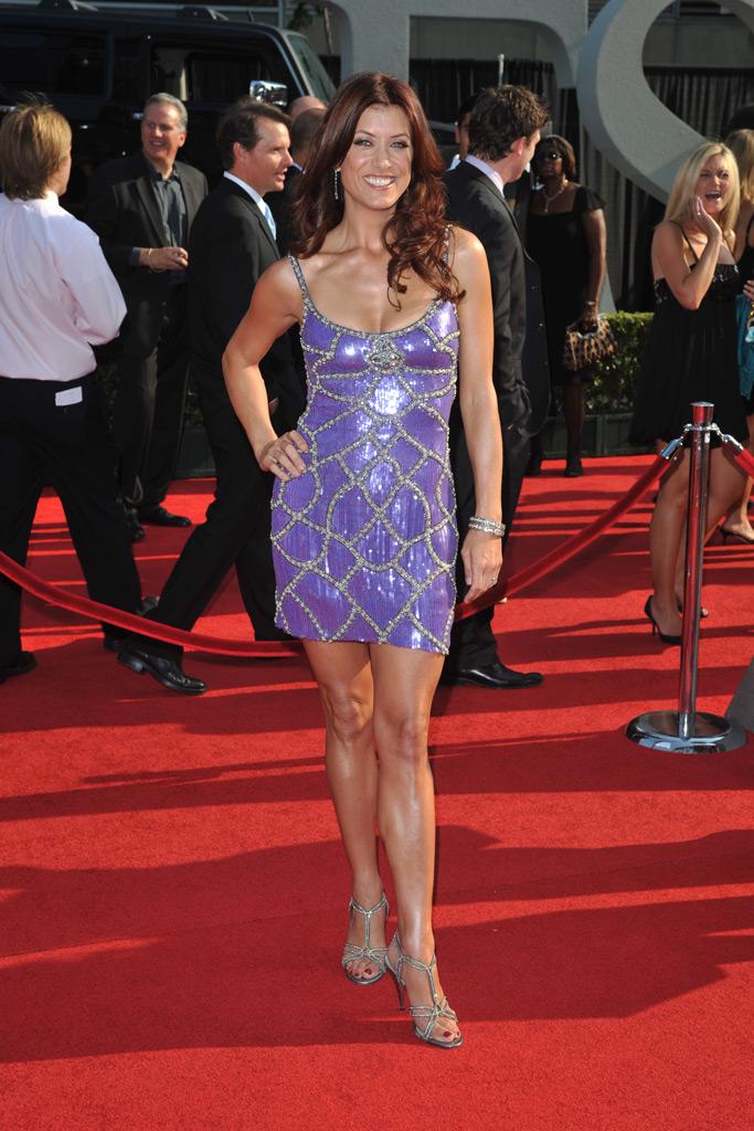 Kate Walsh, red carpet, fashion, celebrity style, espy awards 2008
