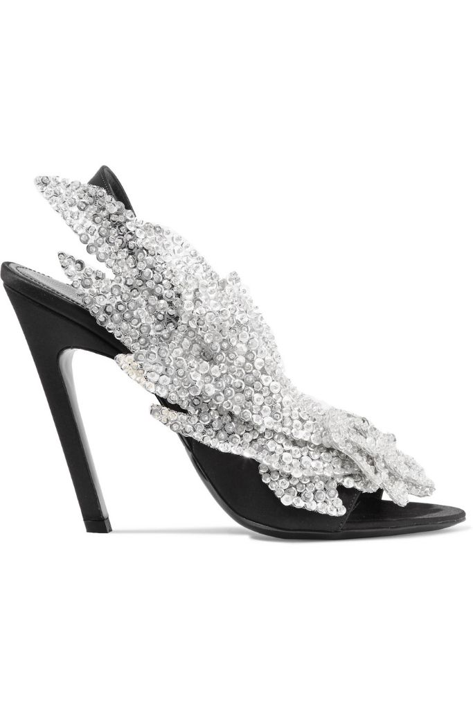 carrie bradshaw sex and the city 20th anniversary shoe icon