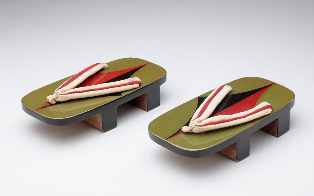 kimono shoes geta