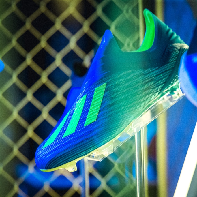 Adidas Soccer x18 Firm Ground cleats