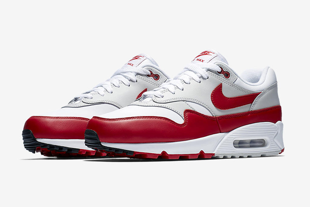 The Nike Air Max 90/1 Combines Two
