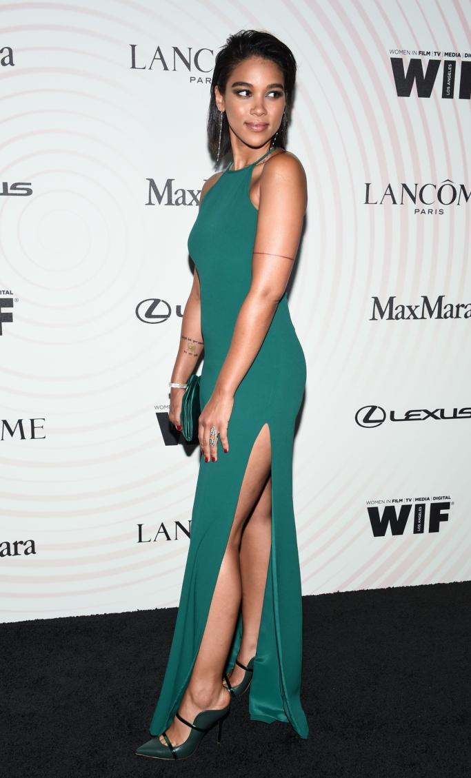 max mara, alexandra shipp, women in film crystal and lucy awards