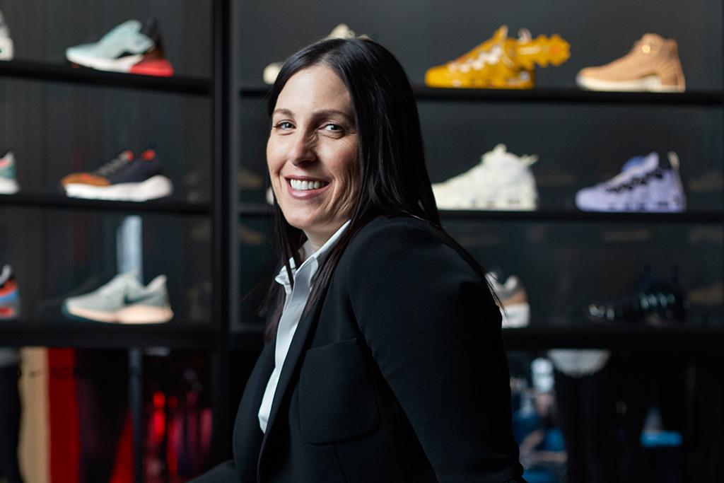 Amy Montagne Nike