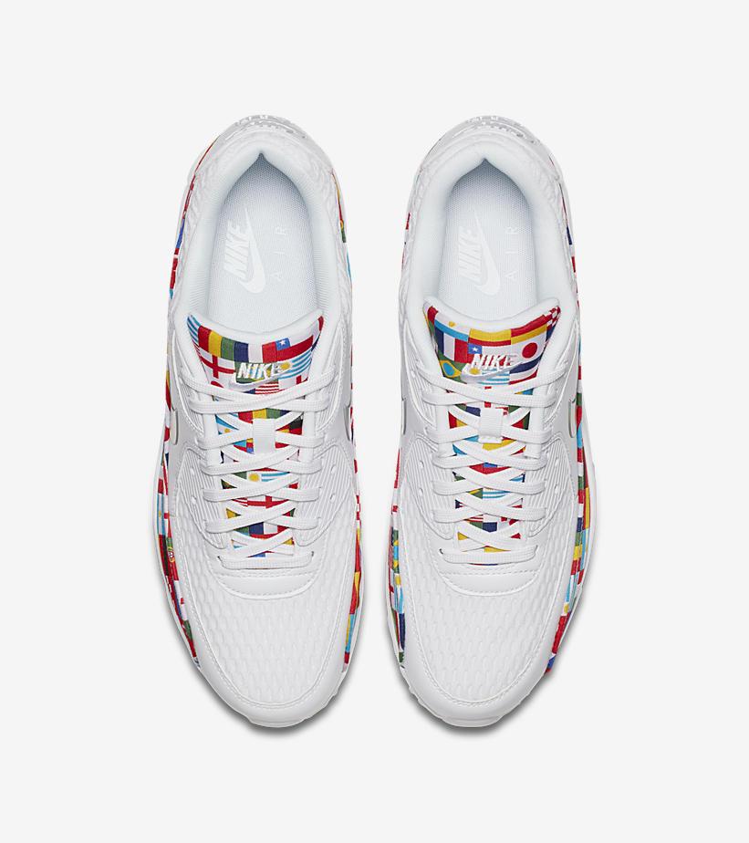 Nike, One World, Air Max 90