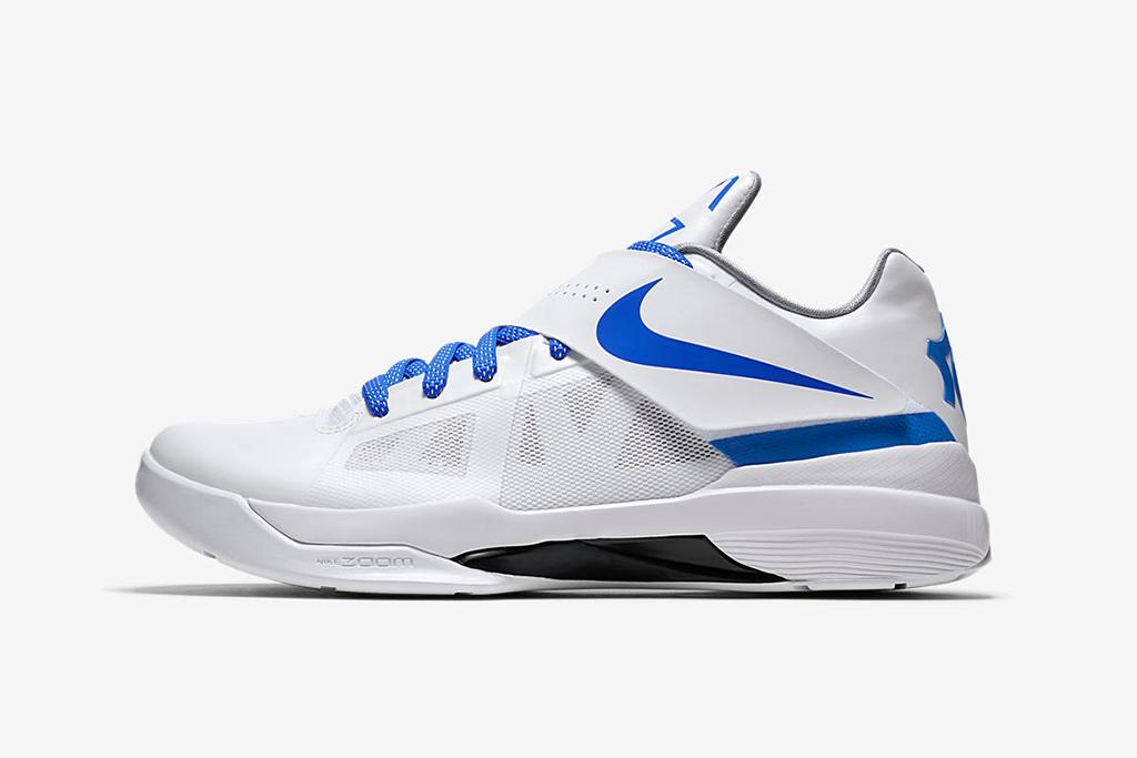 Nike KD 4 Battle Tested