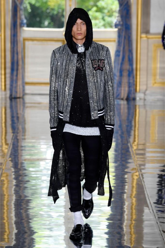 balmain spring 2019 runway men's paris fashion week