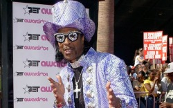 Bootsy Collins, bet awards