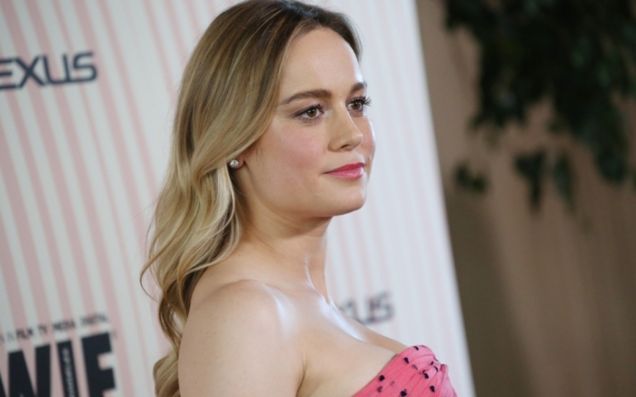 brie larson, Women In Film Crystal and Lucy Awards