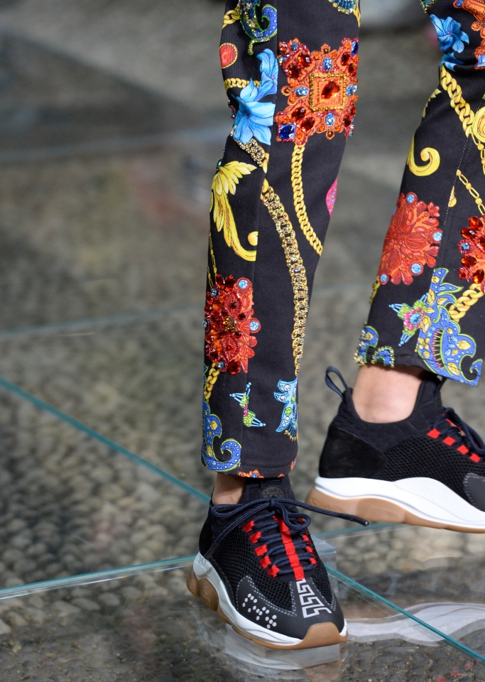 versace 2 chainz, chain reaction spring 2019 sneakers
